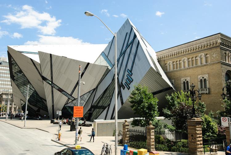 Торонто. Royal Ontario Museum.