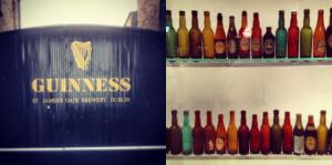Пивоварня у ворот Святого Джеймса. Родина Guinness