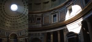 Пантеон. Храм всех богов.
