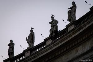 Колоннада Бернини.
