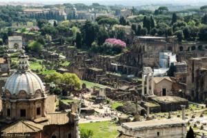 Римские форумы.