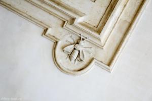 Пчёлы с самого начала были на гербу рода Барберини.