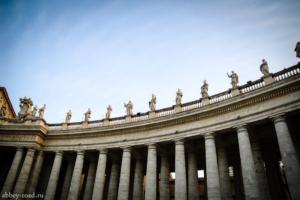 Колоннада Бернини — ворота в самый главный храм католического мира.