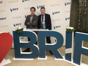 С Сергеем Киселевым — практиком и моим учителем в части риск-менеджмента